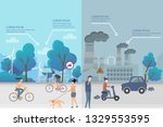 environment  ecology...   Shutterstock .eps vector #1329553595