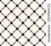 vector geometric seamless...   Shutterstock .eps vector #1329564122