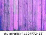 purple wood background   pink... | Shutterstock . vector #1329772418