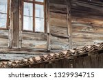 rural landscale  abandoned old... | Shutterstock . vector #1329934715