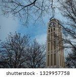 Solemn Clocktower Keeping Time...