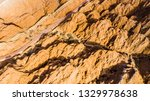 rainbow mountains and stripy... | Shutterstock . vector #1329978638