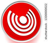 icon with concentric circles... | Shutterstock .eps vector #1330000022