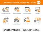 flat line design concept icons...   Shutterstock .eps vector #1330043858