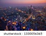 2019 march 1 bangkok thailand ... | Shutterstock . vector #1330056365