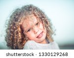outdoor portrait of a smiling... | Shutterstock . vector #1330129268