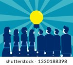 business people looking for... | Shutterstock .eps vector #1330188398