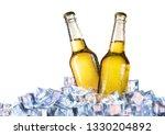 cold bottles and fresh beer... | Shutterstock . vector #1330204892
