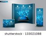 vector technology business...   Shutterstock .eps vector #133021088