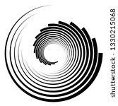 spiral  swirl  twirl abstract... | Shutterstock .eps vector #1330215068