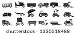 farm agricultural machines...   Shutterstock .eps vector #1330218488