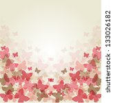 Gentle Vector Background With...