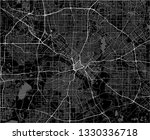 vector map of the city of... | Shutterstock .eps vector #1330336718