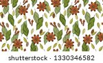 vector seamless pattern with...   Shutterstock .eps vector #1330346582