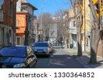 pomorie  bulgaria   march 02 ... | Shutterstock . vector #1330364852