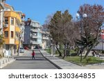 pomorie  bulgaria   march 02 ... | Shutterstock . vector #1330364855