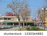 pomorie  bulgaria   march 02 ... | Shutterstock . vector #1330364882