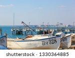 pomorie  bulgaria   march 02 ... | Shutterstock . vector #1330364885