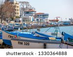 pomorie  bulgaria   march 02 ... | Shutterstock . vector #1330364888