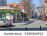 pomorie  bulgaria   march 02 ... | Shutterstock . vector #1330364912