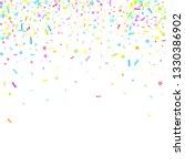 sprinkles grainy. cupcake... | Shutterstock .eps vector #1330386902