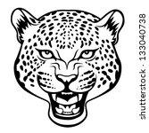 jaguar | Shutterstock .eps vector #133040738