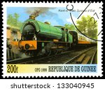 Republic Of Guinea   Circa 199...