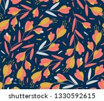 vector seamless pattern with...   Shutterstock .eps vector #1330592615