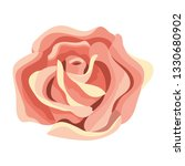 spring flower petals | Shutterstock .eps vector #1330680902