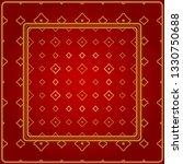 design of a geometric pattern.... | Shutterstock .eps vector #1330750688