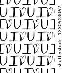vector seamless pattern of... | Shutterstock .eps vector #1330923062