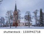 krimulda evangelical lutheran...   Shutterstock . vector #1330942718