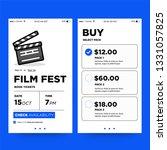 film festival ticket booking...