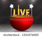creative live streaming emblem...   Shutterstock .eps vector #1331076005