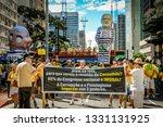sao paulo  sp  brazil  ... | Shutterstock . vector #1331131925