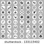 vector design elements | Shutterstock .eps vector #133115402