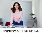 successful young architect...   Shutterstock . vector #1331184368