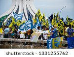 brasilia  df  brazil   august ... | Shutterstock . vector #1331255762