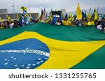 brasilia  df  brazil   august ... | Shutterstock . vector #1331255765