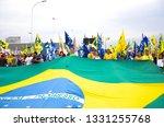 brasilia  df  brazil   august ... | Shutterstock . vector #1331255768