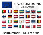 european union and membership... | Shutterstock .eps vector #1331256785