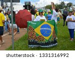 brasilia  df  brazil   april  4 ... | Shutterstock . vector #1331316992