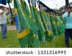 brasilia  df  brazil   april  4 ... | Shutterstock . vector #1331316995
