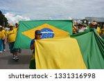 brasilia  df  brazil   april  4 ... | Shutterstock . vector #1331316998