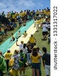 brasilia  df  brazil   april  4 ... | Shutterstock . vector #1331317022