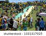 brasilia  df  brazil   april  4 ... | Shutterstock . vector #1331317025