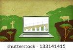 bridge project | Shutterstock . vector #133141415