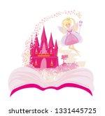 magic world of tales  fairy...   Shutterstock . vector #1331445725