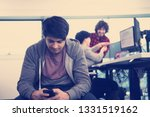 young indian male software...   Shutterstock . vector #1331519162
