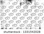 grunge pattern with icons of...   Shutterstock .eps vector #1331542028